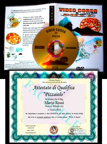 DVD + attestato Solo Italia